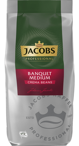 JACOBS PROFESSIONAL BANKETT MEDIUM CREMA